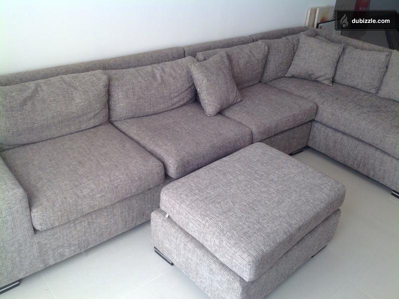 L Shaped Sofa As New Olx Dubizzle Oman