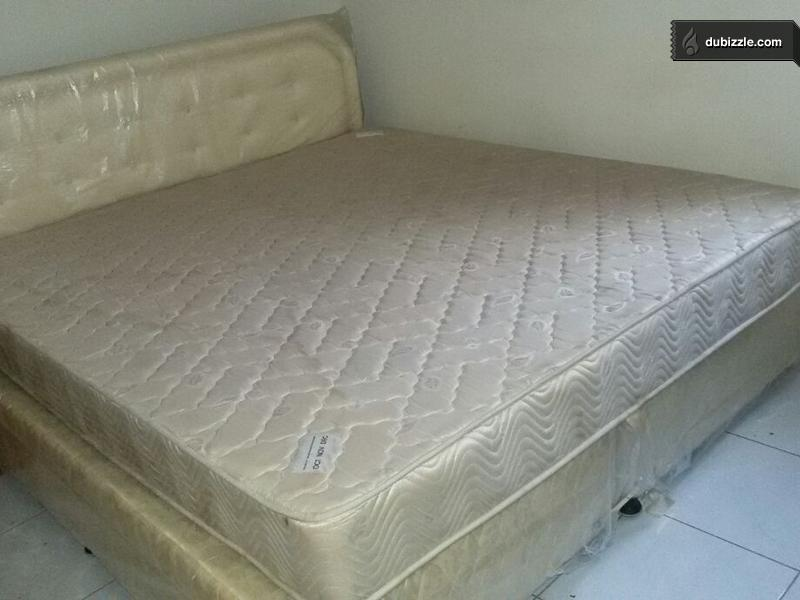 Raha Bed With Raha Mattress Olx Dubizzle Oman