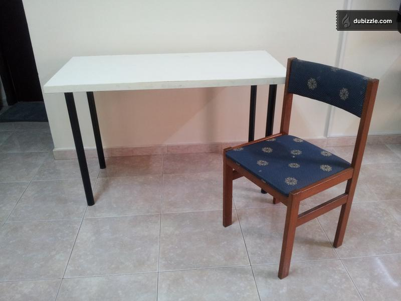 Table With Single Chair For Sale Olx Dubizzle Oman