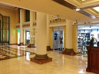 Retail shops at Kempinski hotel, Pa...