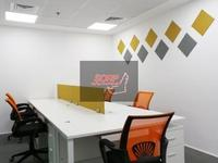 Fully furnished office in business ...