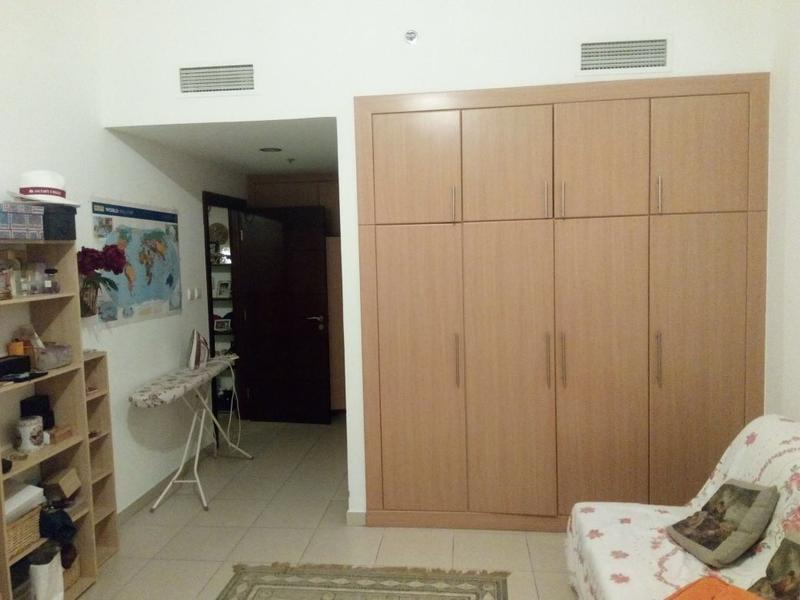 sharing one bedroom. Flats   Apartment Room for Rent in Dubai Production City  IMPZ
