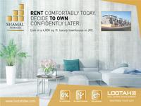 Rent Comfortably Today and To Own C...