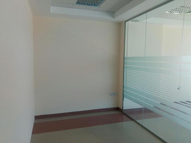 Near Metro Station Fitted with Glass Partitio...