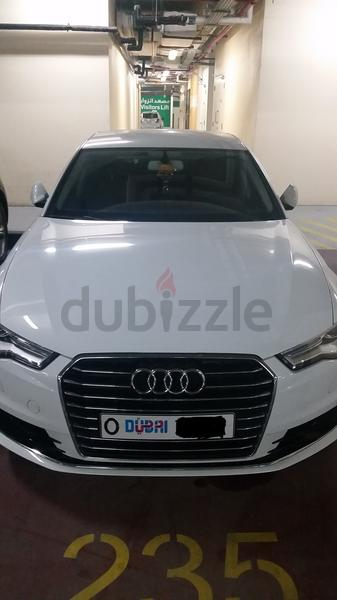 A6: Used Audi A6 for sale 2016 year mode