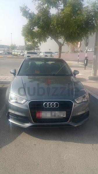 A3: AUDI A3 S line kit very low millage