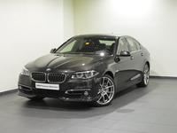 BMW 550i with kit