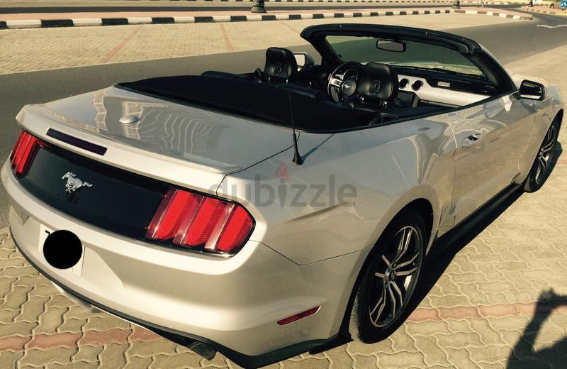 dubizzle dubai mustang ford mustang 2015 premium. Black Bedroom Furniture Sets. Home Design Ideas