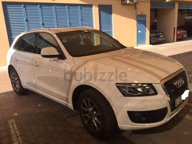 Q5: Audi Q5 2012 LADY Driven car very Ho
