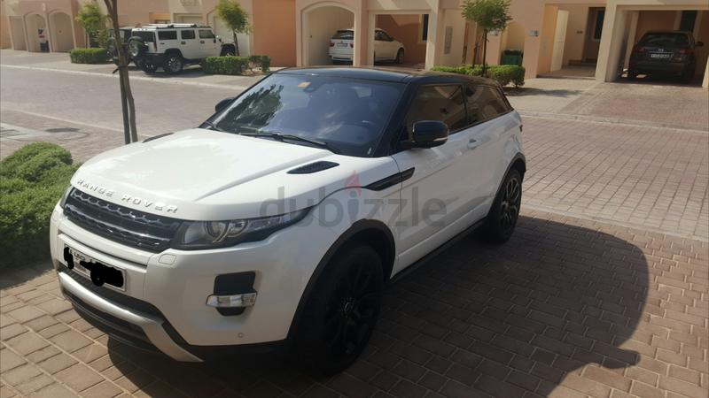 dubizzle dubai evoque range rover evoque dynamic pulse. Black Bedroom Furniture Sets. Home Design Ideas