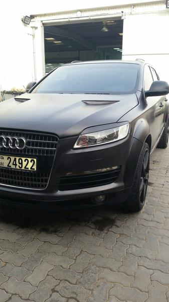 Q7: Audi Q7 ABT AS7 - R For Sale
