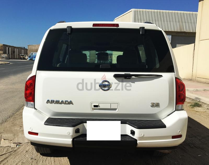 dubizzle dubai armada armada 2012 gulf specs full option dvd parking sensor rear camera. Black Bedroom Furniture Sets. Home Design Ideas