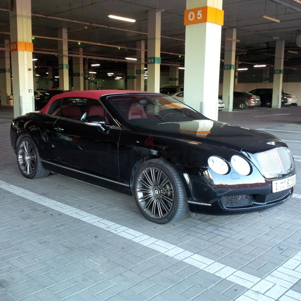 Continental GT: BENTLEY GTC WITH WARRANTY