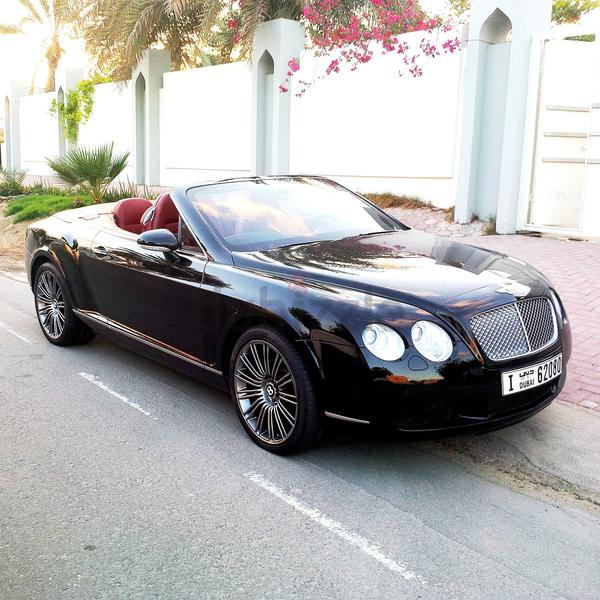 Bentley Used Cars For Sale By Owner: Continental GT: BENTLEY GTC WITH WARRANTY
