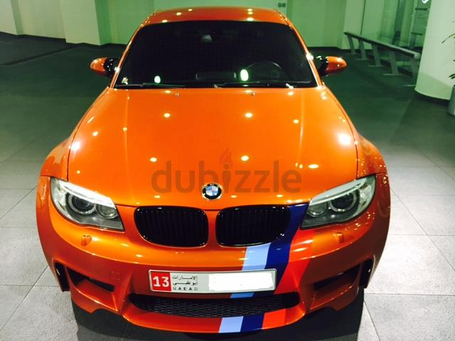 M-Coupe: BMW 1M Factory condition - 2012