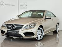 Mercedes-Benz E320 Coupe Sports