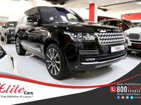 RANGE ROVER SE SUPERCHARGED 2016 GC...