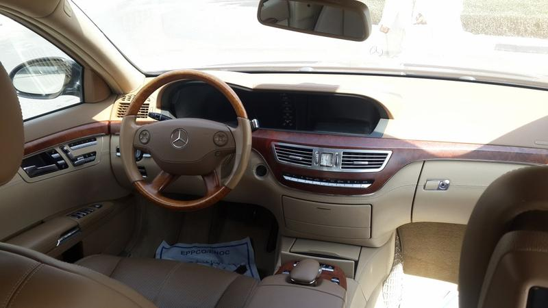 Dubizzle dubai s class mercedes benz s500 2007 full option for Phone number for mercedes benz