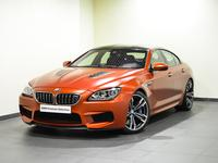 BMW M6 Gran Coupe with competition ...