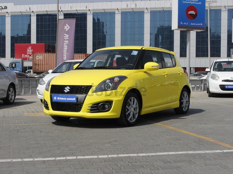 Dubizzle Dubai Swift Suzuki Swift Sport 1 6l Ref 1750508