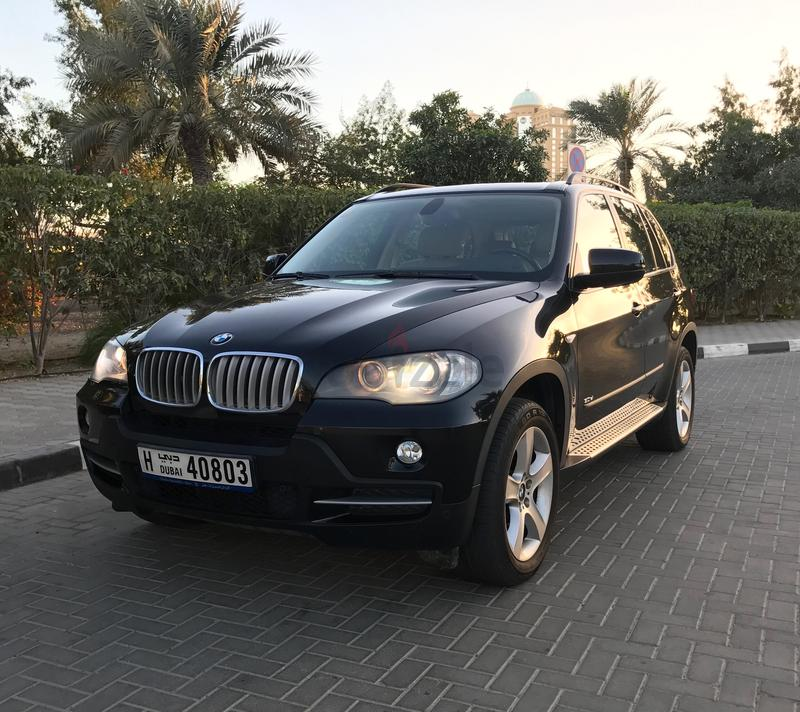 X5: VERIFIED CAR! BMW X5 3.0L V6 2007