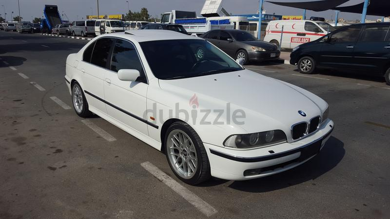 5-Series: BMW 528I 2000 FULL OPTION JAPA