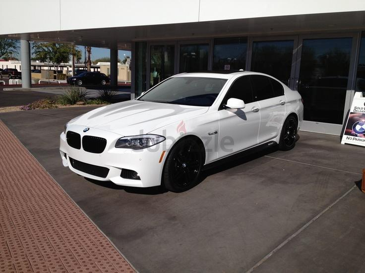 5-Series: 2014 BMW 535i M Sport Bi-Turbo
