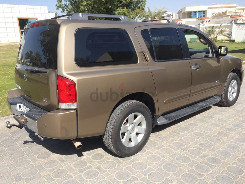 dubizzle dubai armada nissan armada 2005 g c c accident free. Black Bedroom Furniture Sets. Home Design Ideas