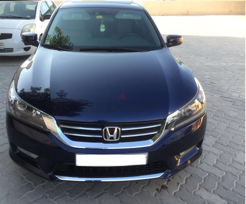 dubizzle dubai accord honda accord 2014 full option 2 4 aed 53 000. Black Bedroom Furniture Sets. Home Design Ideas