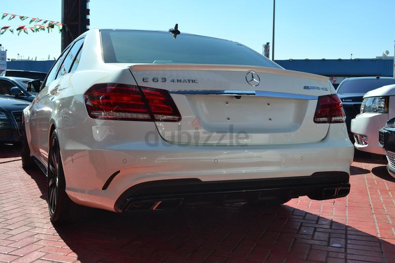 Dubizzle dubai e class mercedes benz e63 4 matic s amg for Mercedes benz service contract