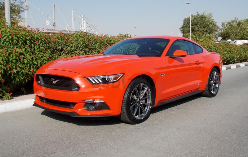 dubizzle dubai mustang 2016 ford mustang gt premium 435 hp 0 km a t gulf. Black Bedroom Furniture Sets. Home Design Ideas