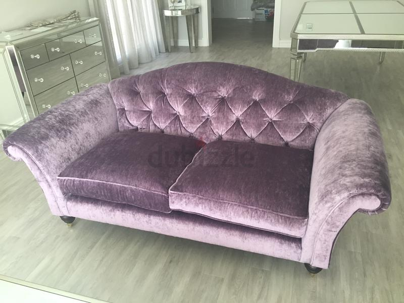 Dubizzle Dubai Sofas Futons Lounges Unwanted Gift Luxurious Laura Ashley Velvet Sofa