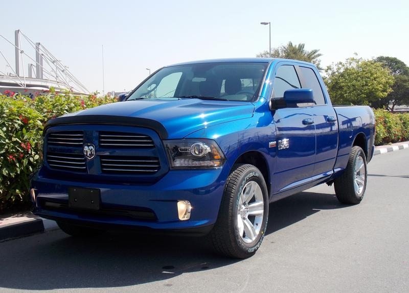 dubizzle dubai ram 2016 ram 1500 sport quad cab. Black Bedroom Furniture Sets. Home Design Ideas