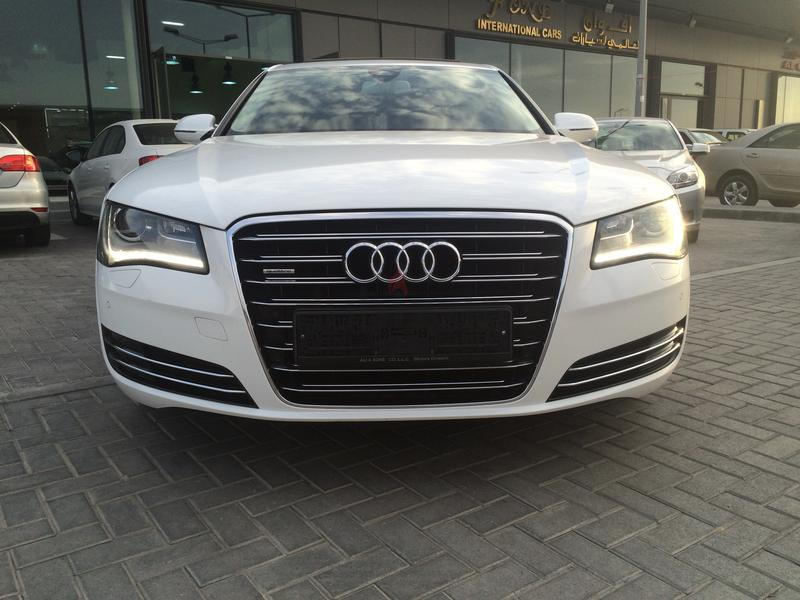A8: Audi A8 4.2 gcc specs no accident no