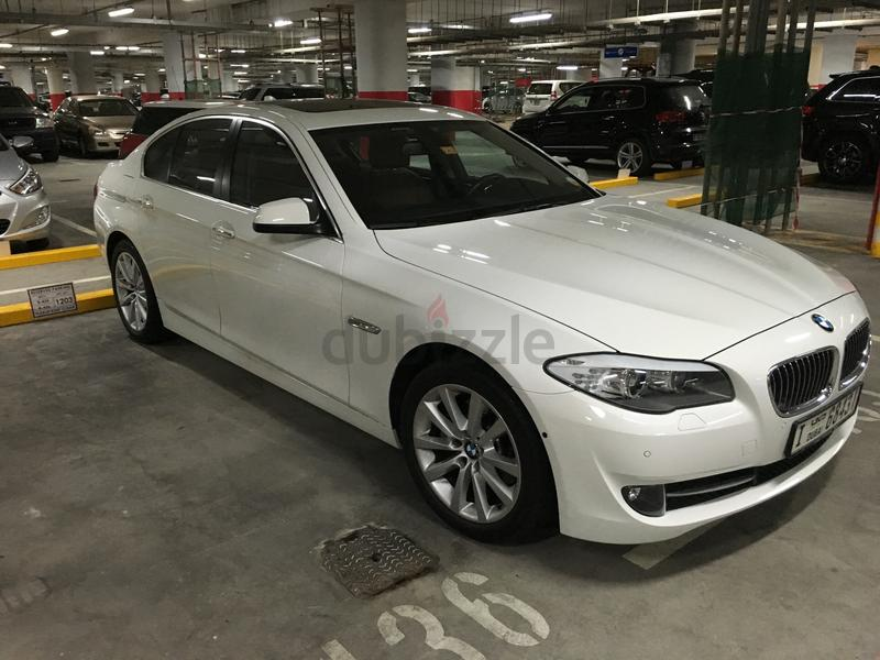 dubizzle dubai 5 series 2012 bmw 530i fully loaded with service package and warranty price. Black Bedroom Furniture Sets. Home Design Ideas