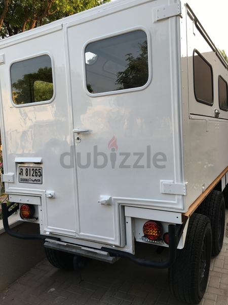 Pinzgauer 712W 6x6 Workshop Truck (Middle East) - THE PORTAL