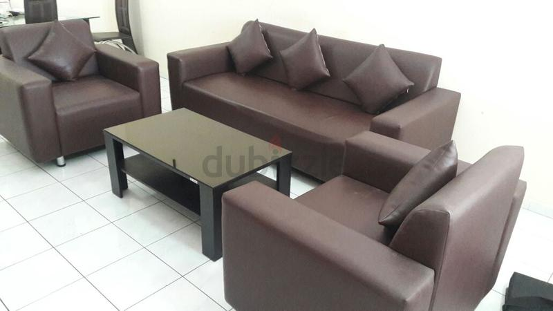 Dubizzle dubai sofas futons lounges sofa set with table At home furniture dubai