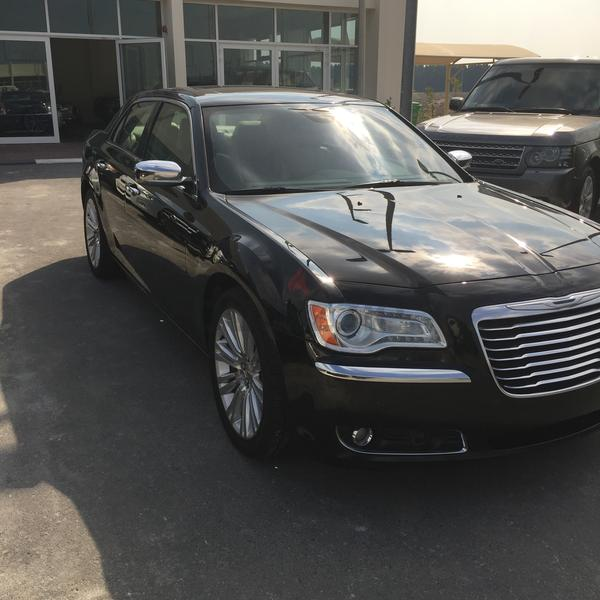 300M/300C: CHRYSLER 300C V8 5.7L LIMITED