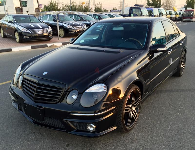 Dubizzle dubai e class mercedes e320 with e63 amg kit for 99 mercedes benz e320