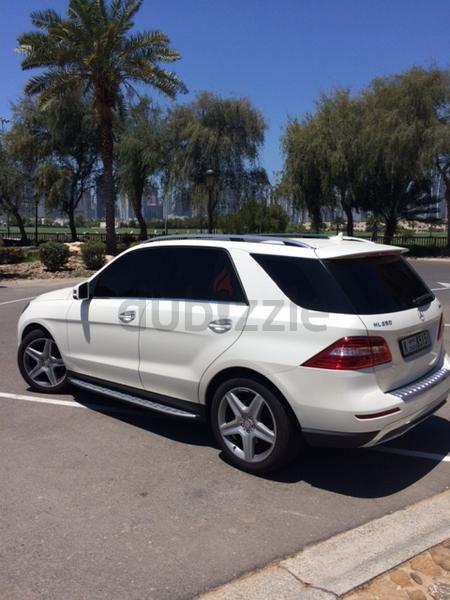 Dubizzle dubai m class mercedes ml350 amg gargash for Mercedes benz c class service b