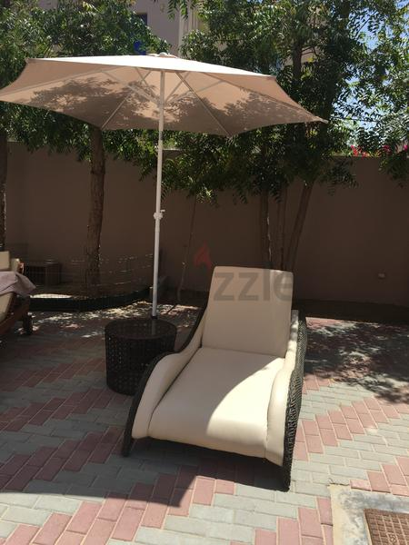 Dubizzle Dubai Garden Furniture Large Day Bed Sun
