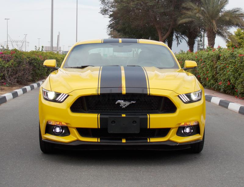 dubizzle dubai mustang 2016 ford mustang gt premium 0 km a t 1st service free. Black Bedroom Furniture Sets. Home Design Ideas