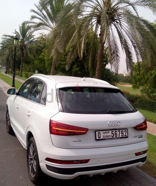 Q3: New Shape Audi Q3 2016 S-Line GCC