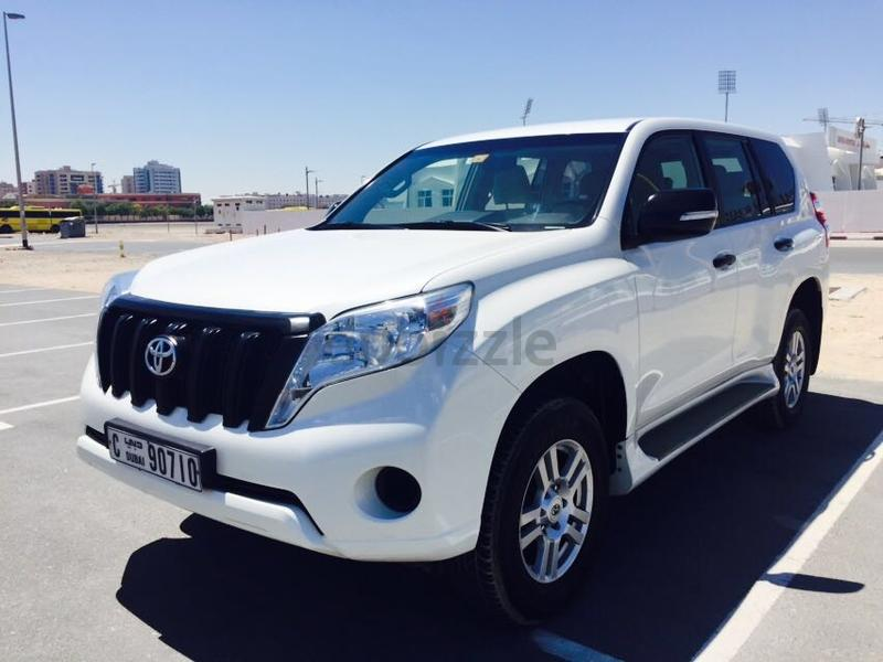 2014 model prado 3 door uae autos post