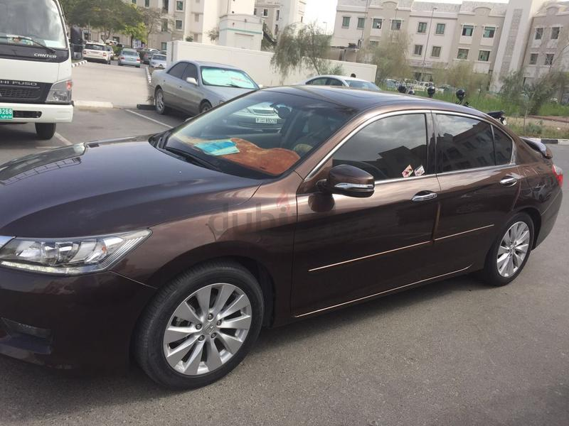 dubizzle dubai accord honda accord v6 very attractive for sale fsh. Black Bedroom Furniture Sets. Home Design Ideas