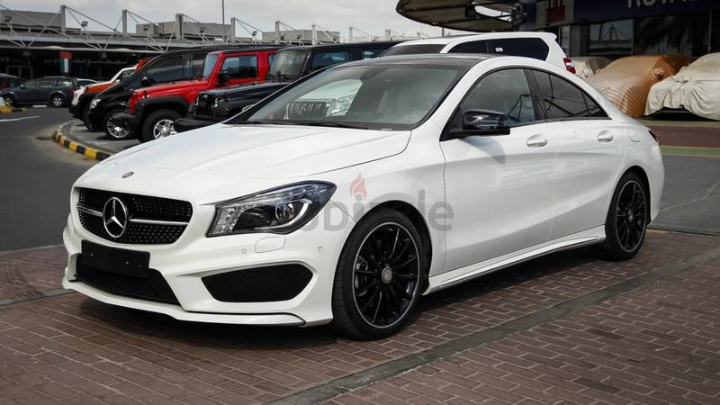 Dubizzle dubai cla new car at low price mercedes benz for Brand new mercedes benz price