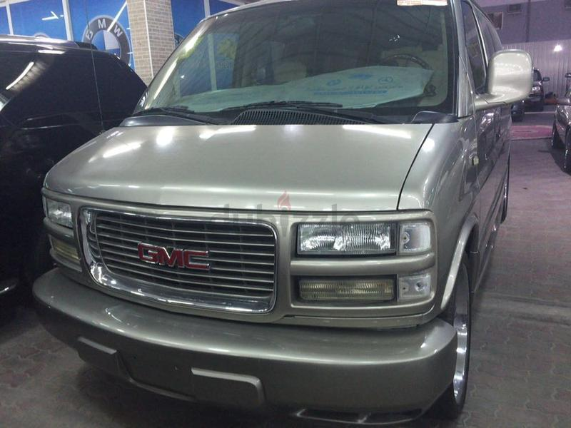 Ajman | Other: GMC Van 2002 - V8 - Japa