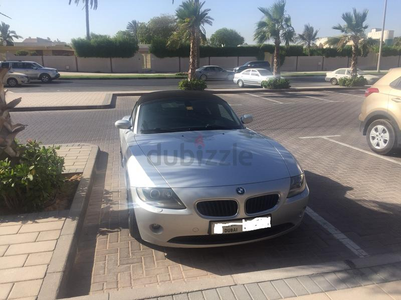 Dubizzle Dubai Z4 Bmw Z4 Great Deal Fast Sale Relocating