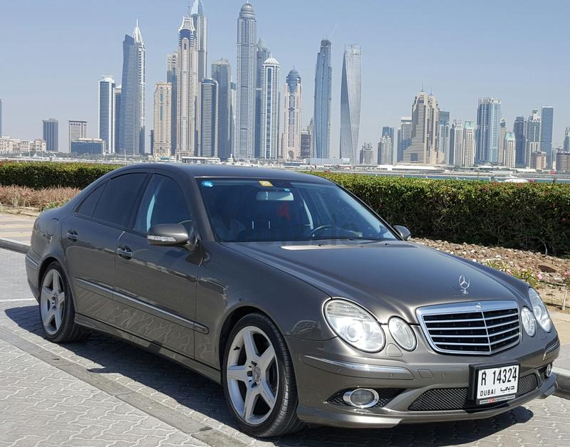 Dubizzle dubai e class mercedes benz e350 2008 w211 for 2008 mercedes benz e350 for sale