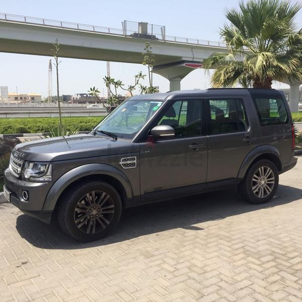 LR4: LAND ROVER LR4 HSE SCV6 2014–DEALER